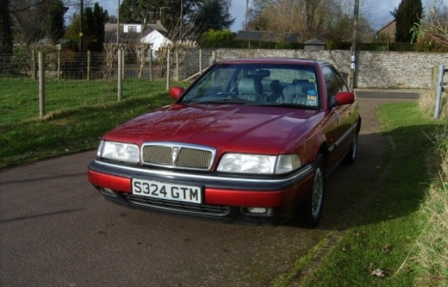1998 Rover 820 Sterling 002