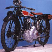 1925 Rover 350 (345cc) Motorcycle