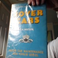 Book: Rover Cars.