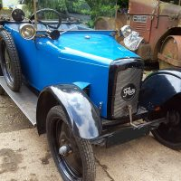 ROVER 8 1924 FOR SALE