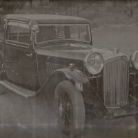 1933 Rover Speed 20, Hastings Coupe – the last one.
