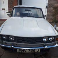1971 Rover P6 2000 SC