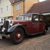Rover 14 1935