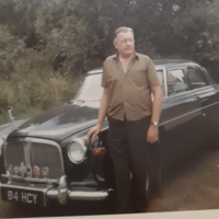 84 HCY - My Grandad's 1963 Rover P5