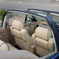 216 SEi Convertible - Excellent condition Very low mileage Honda engine Tahiti Blue / Stone Leather