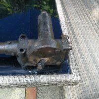 Steering box for refurbishment